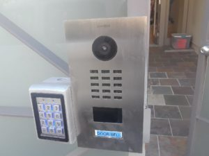 intercom system replacement