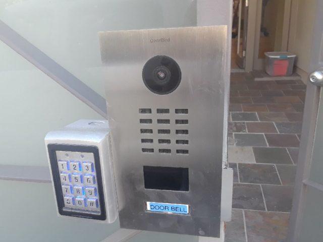 Door Access Security