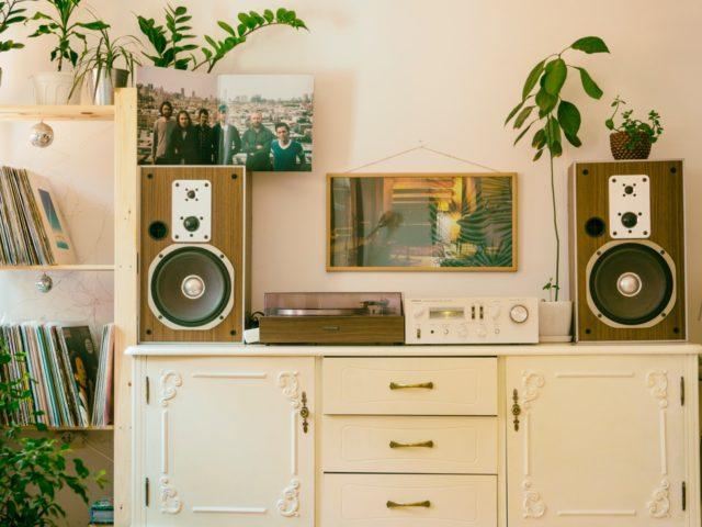Indoor & Outdoor audio system