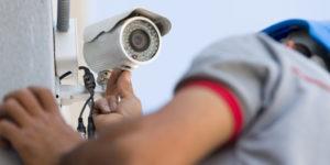 security camera Los Angeles