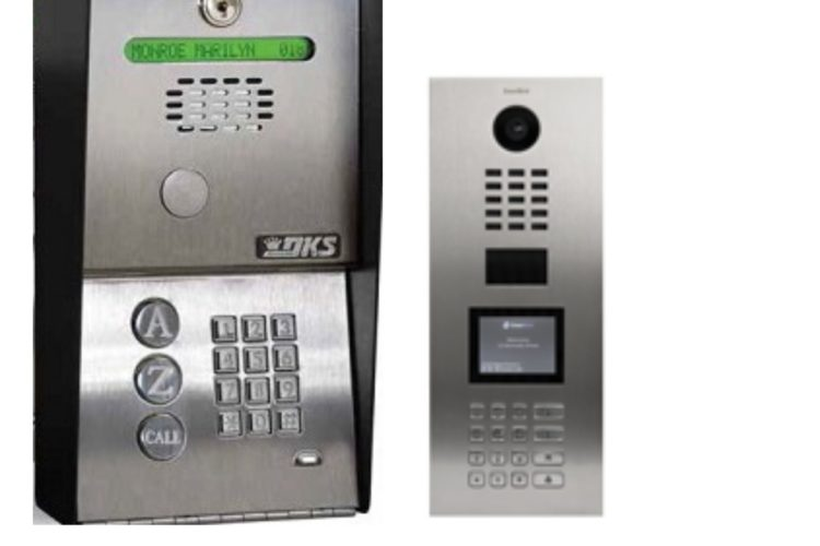 Apartment Intercom system