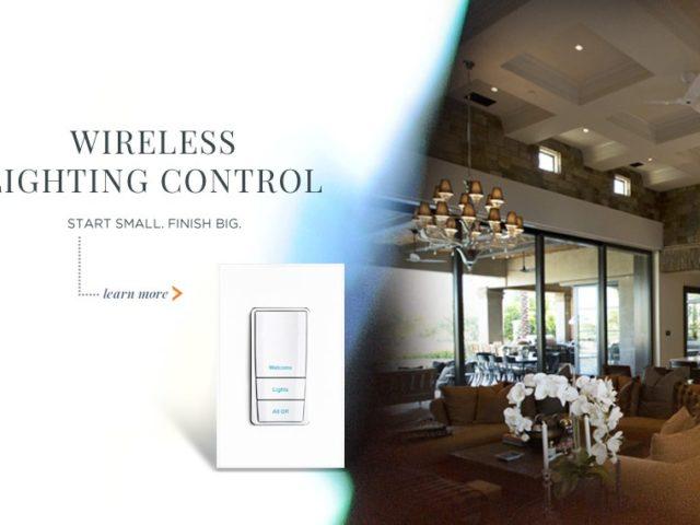 Wireless lighting system